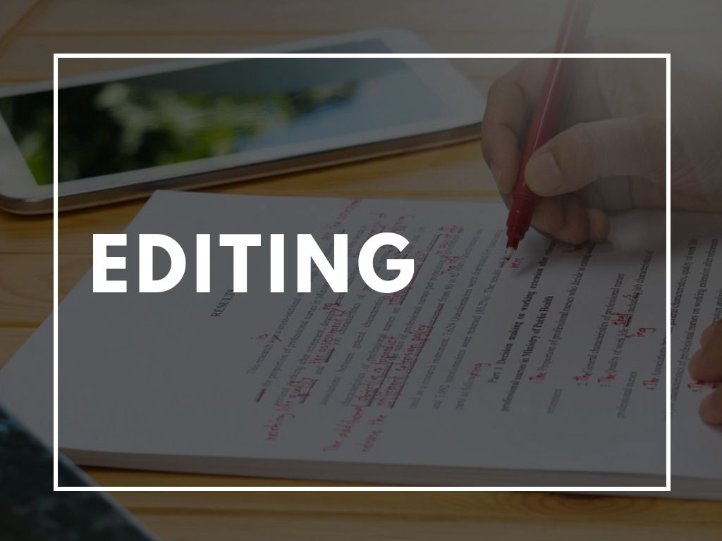 medical editing services